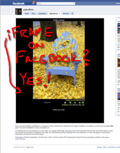 Facebook Fan Pages and Static FBML Part 3: iFrames!