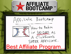 Clickfunnels Affiliate Bootcamp - Best Affiliate Program EVER!