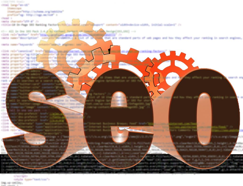 10 On-Page SEO Ranking Factors