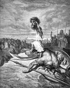 Slaying Giants: David Slays Goliath