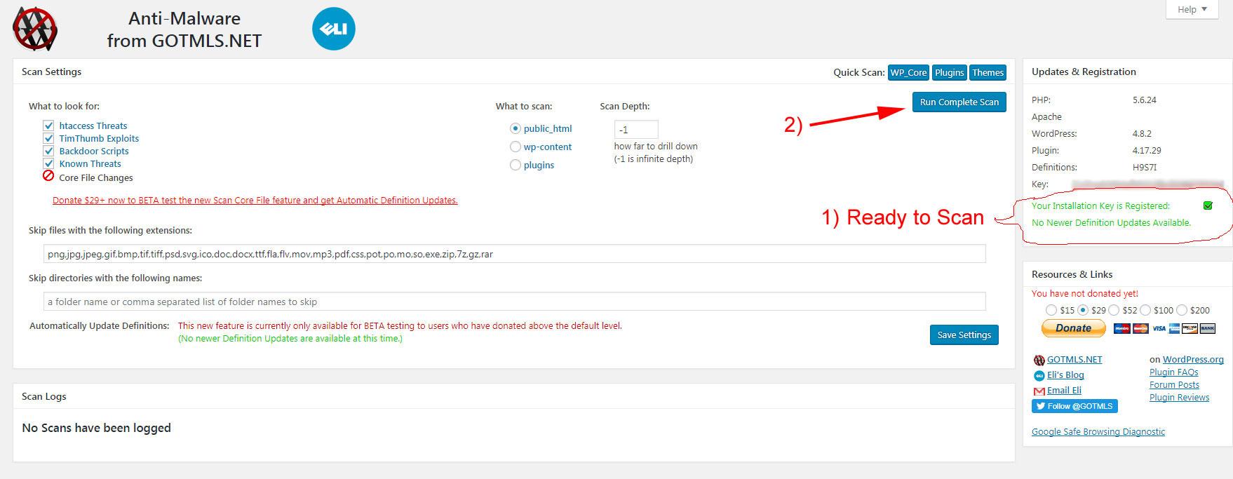 Best Donate WordPress Plugin