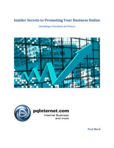 Insider Secrets to Promoting Your Business Online