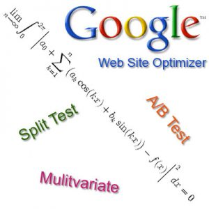 Multivariate and A/B Split Tests
